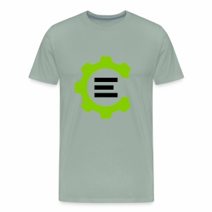 Giant Logo - Men's Premium T-Shirt