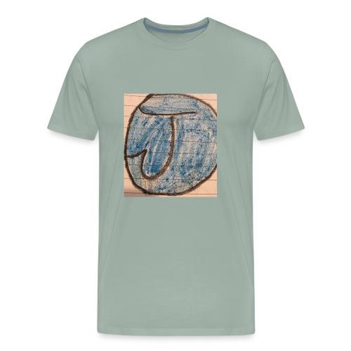 1B7761D4 349E 4CF1 A238 18495A540067 - Men's Premium T-Shirt