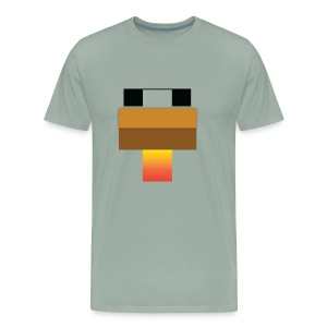 chicken Head - Men's Premium T-Shirt