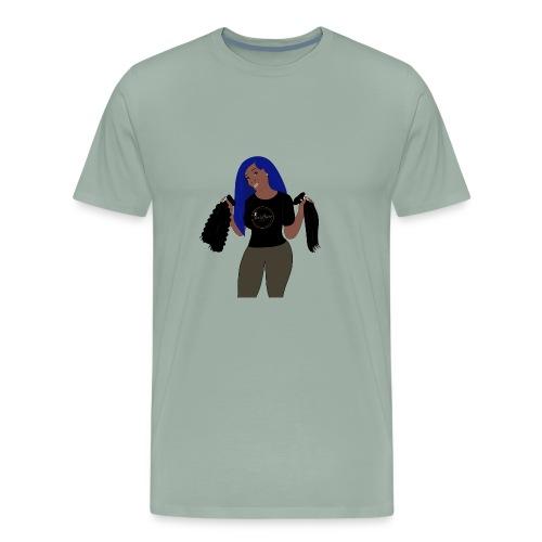 JeiDior Illustration - Men's Premium T-Shirt