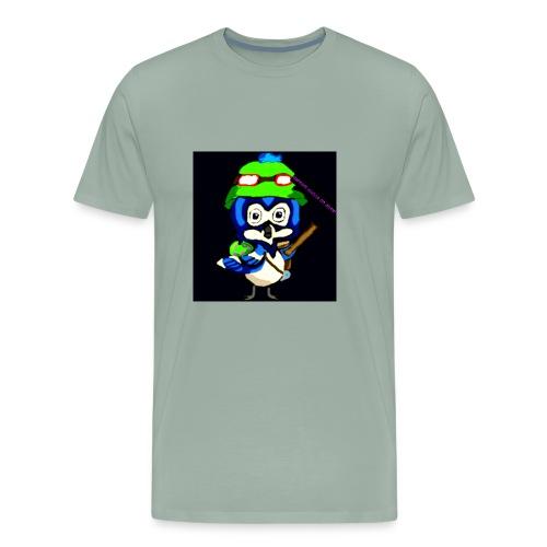 Captain Blu - Men's Premium T-Shirt