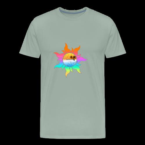 summer time contest - Men's Premium T-Shirt