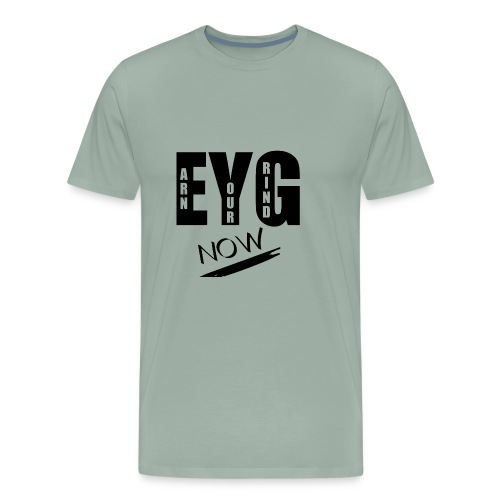 eygnow - Men's Premium T-Shirt