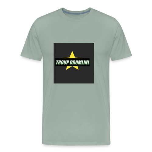 TROUP DRUMLINE MERCH - Men's Premium T-Shirt