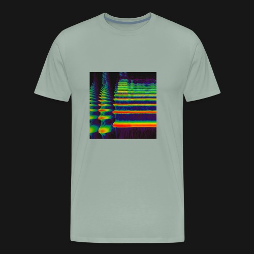 Aurora Single Cover - Men's Premium T-Shirt