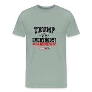 LP Trump Vs Everybody - Men's Premium T-Shirt
