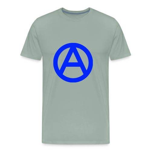 1200px Anarchy symbol svg - Men's Premium T-Shirt