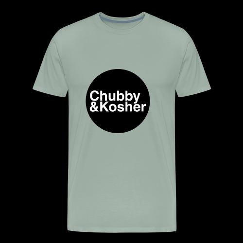 Chubby & Kosher - Men's Premium T-Shirt