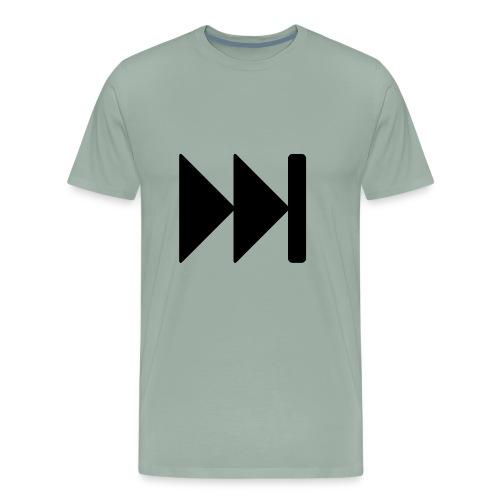 FORWARD - LOGO - Men's Premium T-Shirt