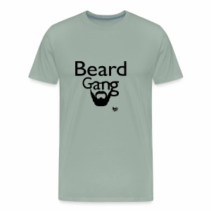 Beard - Men's Premium T-Shirt
