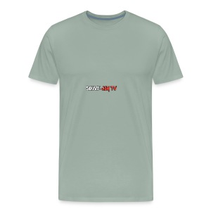SuaveJayTV Logo - Men's Premium T-Shirt