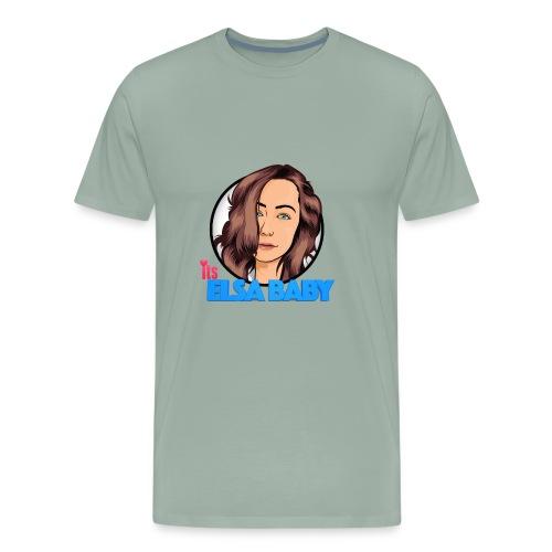 ItsElsaBaby Hoodie - Men's Premium T-Shirt