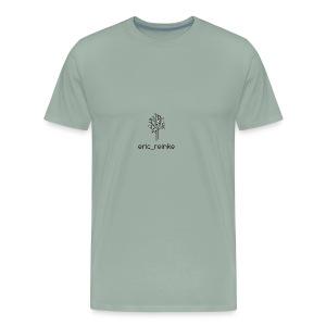 Insta name - Men's Premium T-Shirt