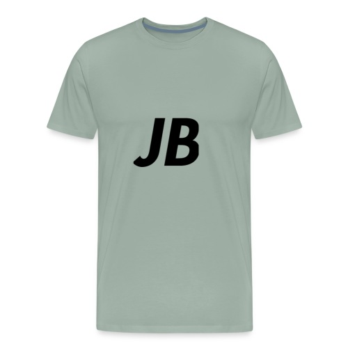 JafinBot Self-Made Design - Men's Premium T-Shirt