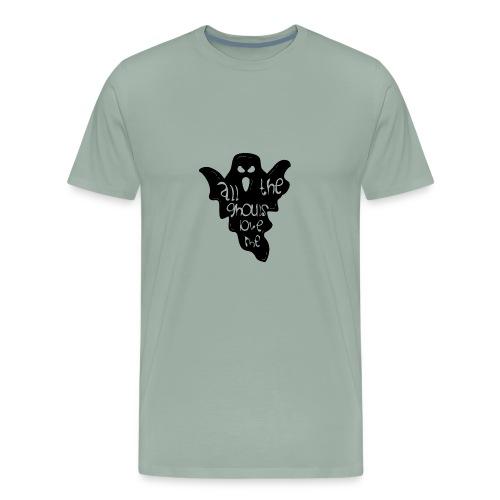 All The Ghouls Love Me - Men's Premium T-Shirt