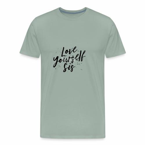 Tshirt Design love02 - Men's Premium T-Shirt