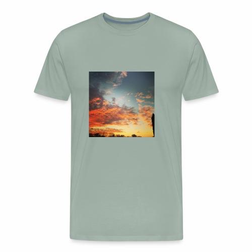 Beautiful Sky - Men's Premium T-Shirt