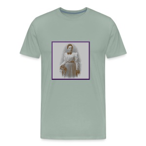 Emmy Noether - Lady of Rings - Men's Premium T-Shirt