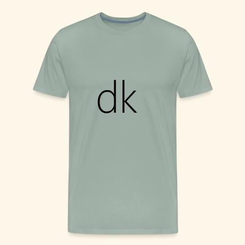 dk - Men's Premium T-Shirt