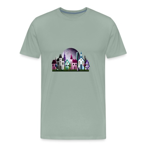 Moondale - Men's Premium T-Shirt