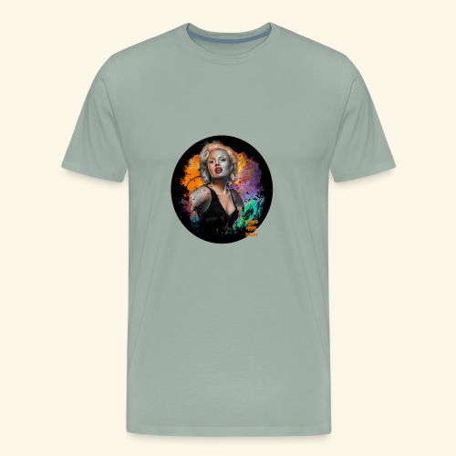 Marilyn Monroe - Men's Premium T-Shirt
