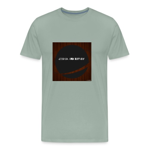 joshua and tiffany - Men's Premium T-Shirt
