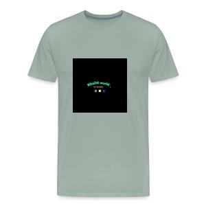 20180109 004049 - Men's Premium T-Shirt