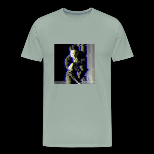 Life was never the same - Men's Premium T-Shirt