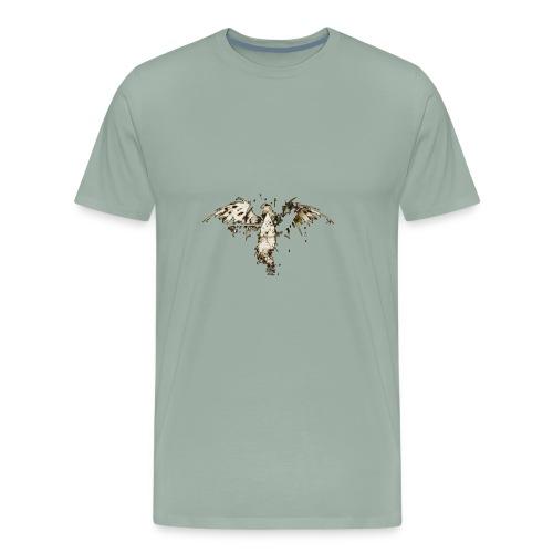 The Golden Phoenix - Prestige Apparel - Men's Premium T-Shirt