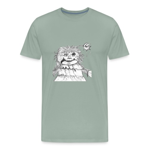 Rattly Ann - Men's Premium T-Shirt