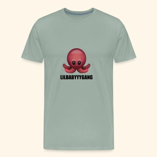 Lilbabyyygang MERCH!!!! - Men's Premium T-Shirt