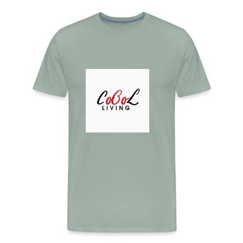 New Wave - Men's Premium T-Shirt
