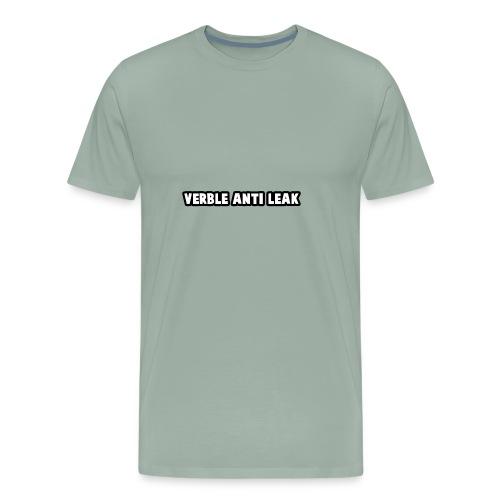VerbleAntiLeak Shirts - Men's Premium T-Shirt