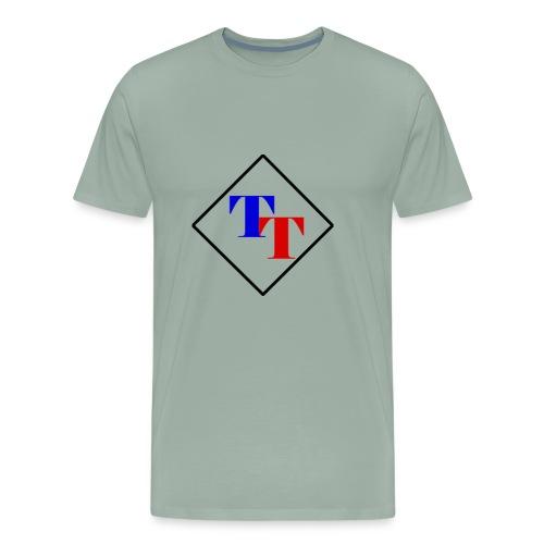 Black Diamond TaitorTot Logo - Men's Premium T-Shirt