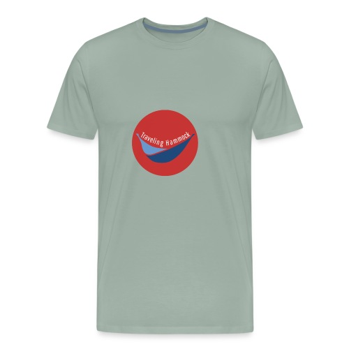 Traveling Hammock Logo - Men's Premium T-Shirt