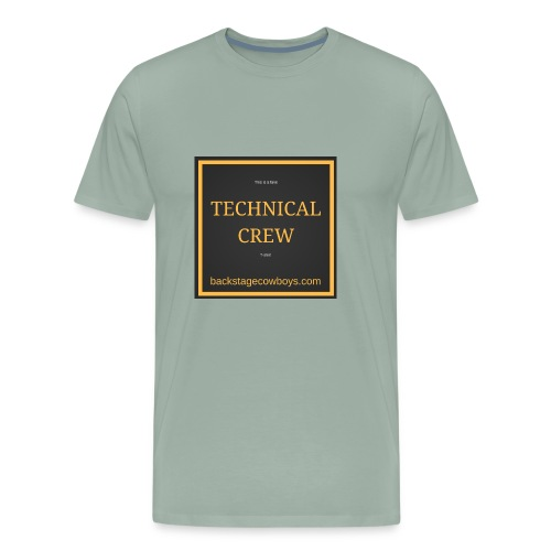 FAKE TECHNICAL CREW - Men's Premium T-Shirt