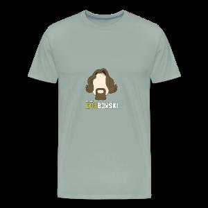 THE BIG EGGBOWSKY - Men's Premium T-Shirt