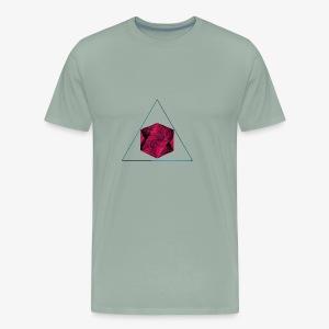 Abstract body - Men's Premium T-Shirt