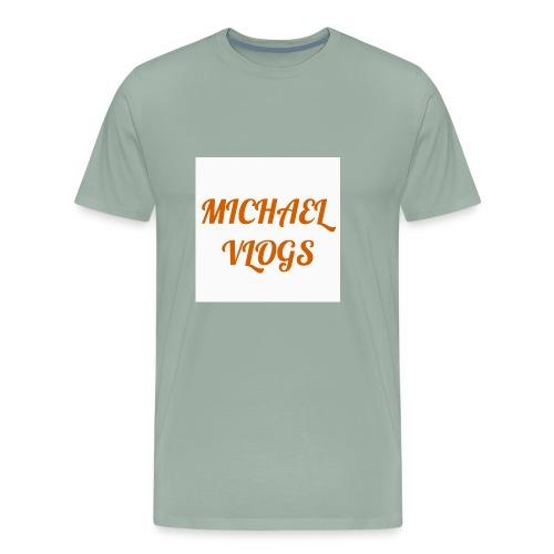 Channel name - Men's Premium T-Shirt