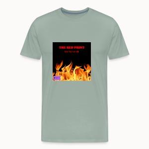 THE RED PRINT - Men's Premium T-Shirt