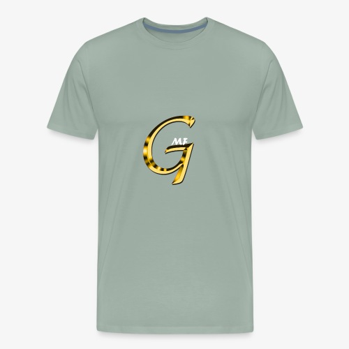 GMF Logo - Men's Premium T-Shirt