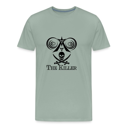 The Killer - Men's Premium T-Shirt