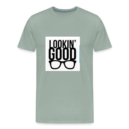 Looking good t shirt unisex design - Men's Premium T-Shirt