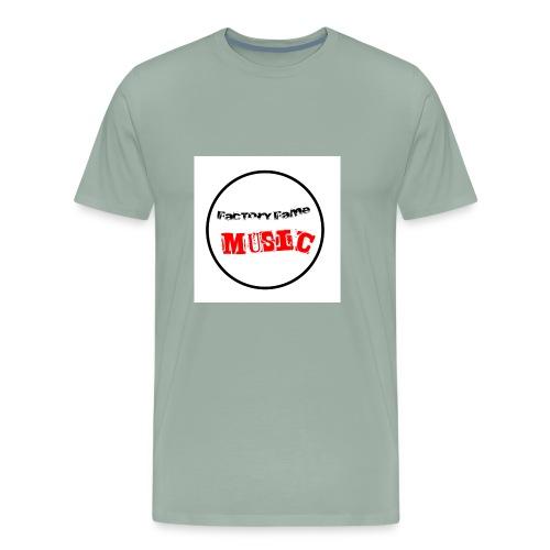 Factory fame music - Men's Premium T-Shirt
