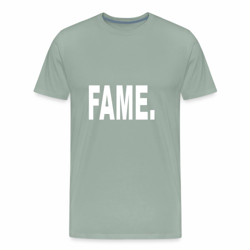 Fame weiss - Men's Premium T-Shirt