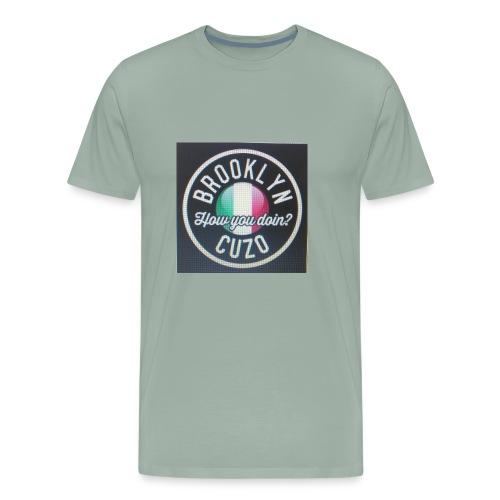 bkcuznew - Men's Premium T-Shirt