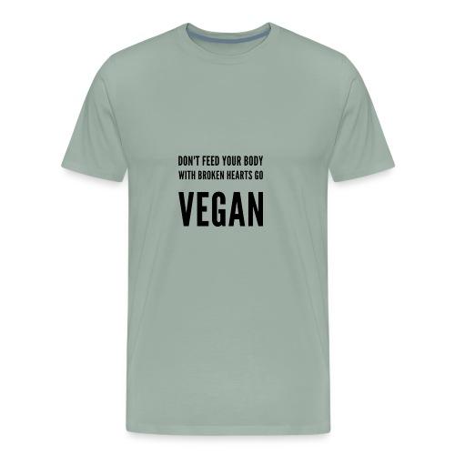 Vegan Shirt - Men's Premium T-Shirt