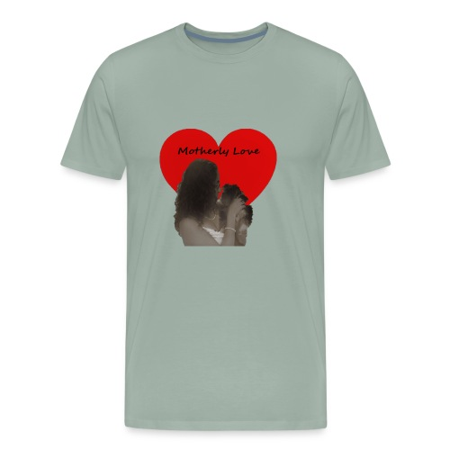 Motherly Love (Mother's Day Special) - Men's Premium T-Shirt