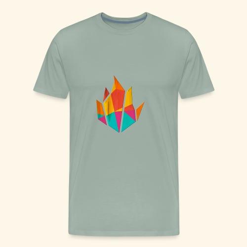 Modern Fire - Men's Premium T-Shirt