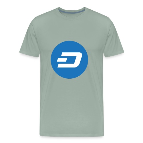 Dash Coin - Men's Premium T-Shirt
